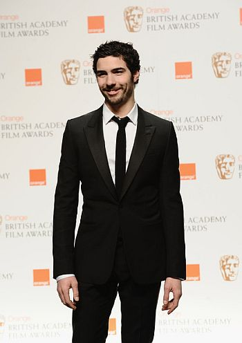 tahar rahim hot in suit and tie