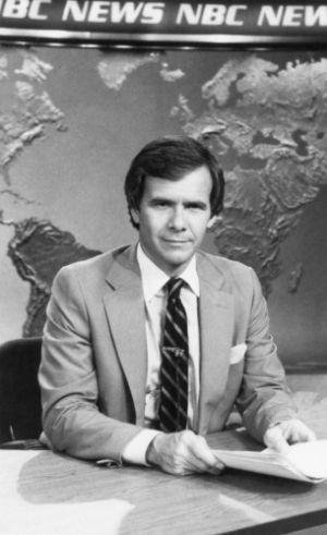 tom brokaw as knbc anchor and nbc west coast correspondent