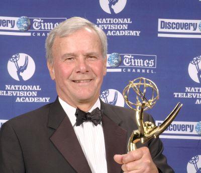 tom brokaw emmy award 2004 - lifetime achievement