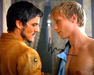 will tudor gay olyver with prince oberyn pedro pascal