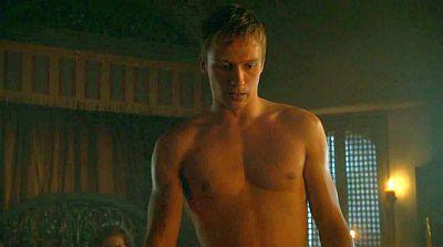 will tudor shirtless hunk
