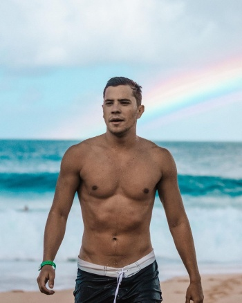 André Lamoglia gay or straight