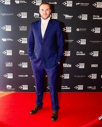 Diarmaid Murtagh hot suit and tie - red carpet