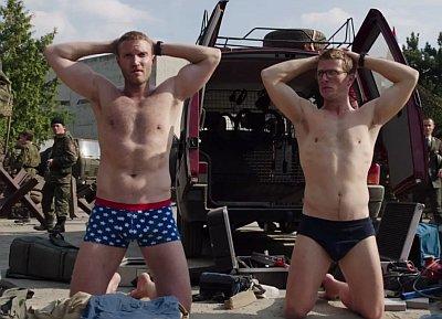 Diarmaid Murtagh underwear - boxer briefs - with charley bewley in renegades movie2