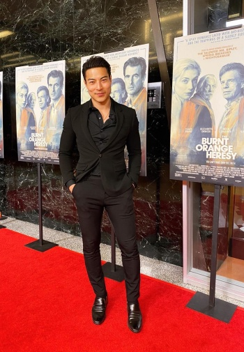 chase tang actor red carpet
