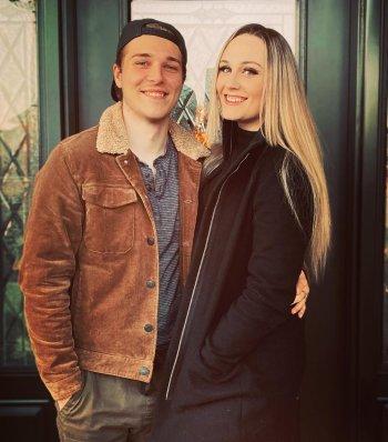 dakota taylor girlfriend Jaime Klingenberg