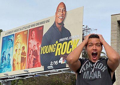 Bradley Constant young rock - hollywood dreams