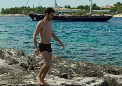 Caio Blat underwear boxer briefs