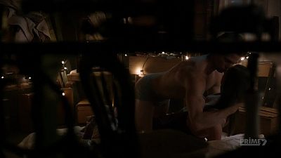 Jedidiah Goodacre underwear in If There Be Thorns