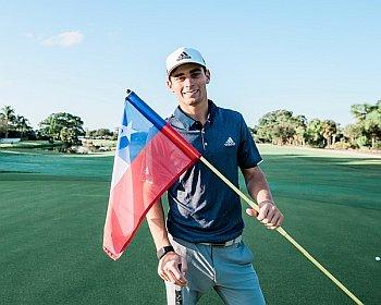 Joaquin Niemann chile golf champ