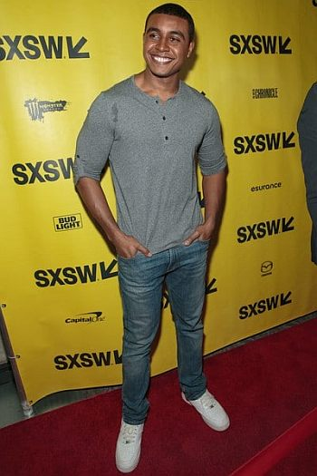 Joseph Lee Anderson style - jeans - austin premiere of ballad of lefty brown 2017