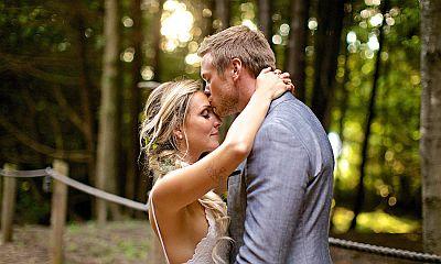 Mike Holmes Jr wedding - wife lisa grant