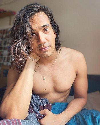 Nathaniel Curtis shirtless body