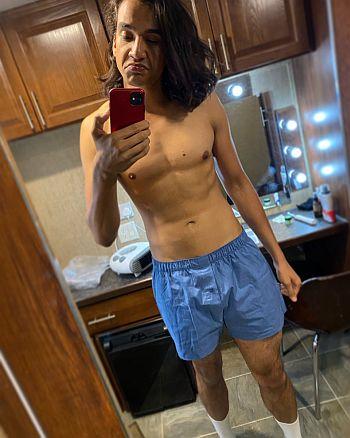 Nathaniel Curtis underwear boxer shorts