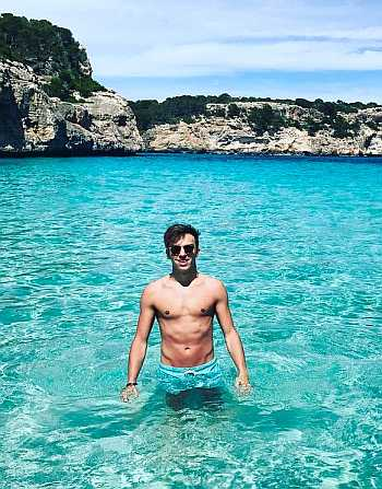 Pierre Gasly shirtless f1 driver