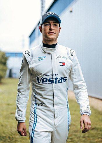 Stoffel Vandoorne f1 driver suit