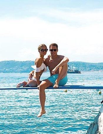 Stoffel Vandoorne girlfriend Anna de Ferran2
