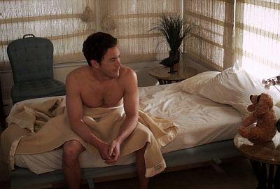 Tom Pelphrey shirtless excuse me for living