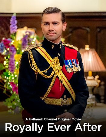 Torrance Coombs royally ever after