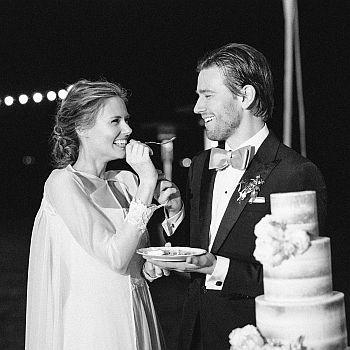 Torrance Coombs wedding wife Alyssa Campanella