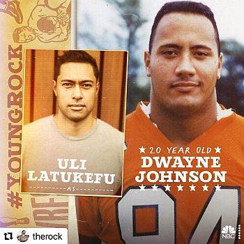 Uli Latukefu young rock dwayne johnson