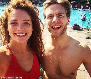 Wilf Scolding girlfriend instagram