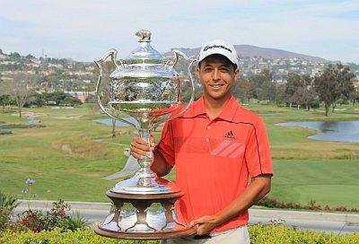 Xander Schauffele amateur champion - california state amateur 2014