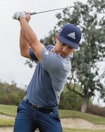 Xander Schauffele golf champion