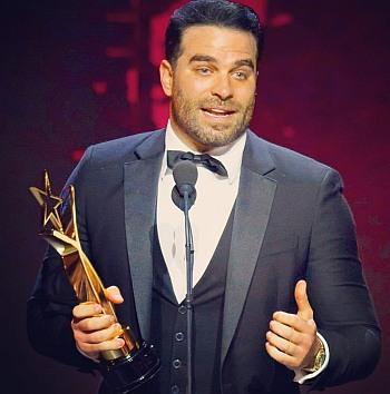 alejandro nones award trophy