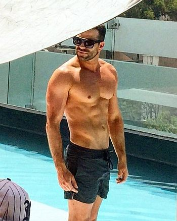 alejandro nones shirtless body