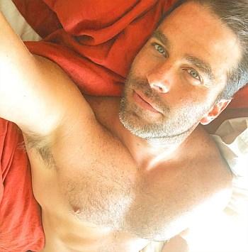 alejandro nones sin camisa shirtless
