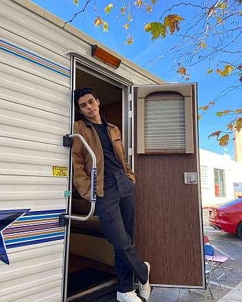 anthony keyvan gay in real life