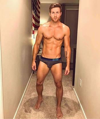 ashley parker angel briefs underwear