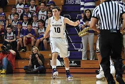 charlie hall northwestern basketball