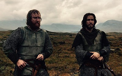 chris fulton outlaw king with tony curran