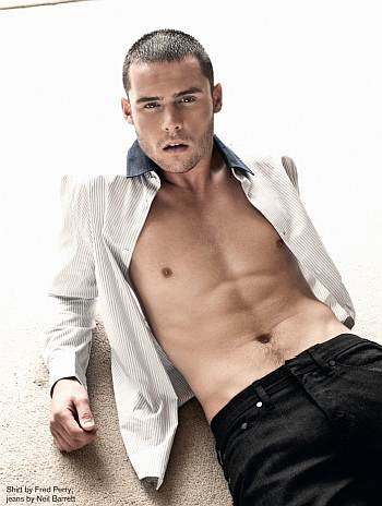 danny miller gay in real life or straight