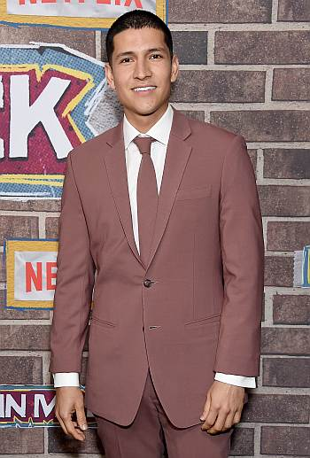 danny ramirez on my block premiere