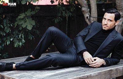 edgar ramirez hot men in suit - ermenigildo zegna