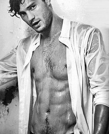 hot wet men jamie dornan