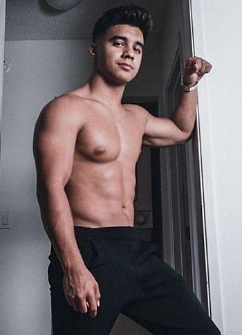 jordan buhat shirtless grownish
