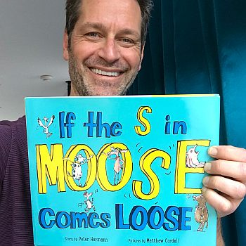 peter hermann writer if the s in moose comes loose