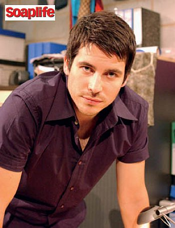 rob james collier young - as liam connor in coronation street