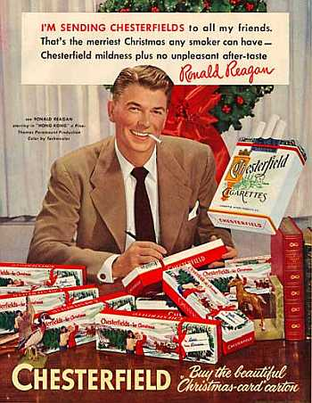 ronald reagan model for chesterfield
