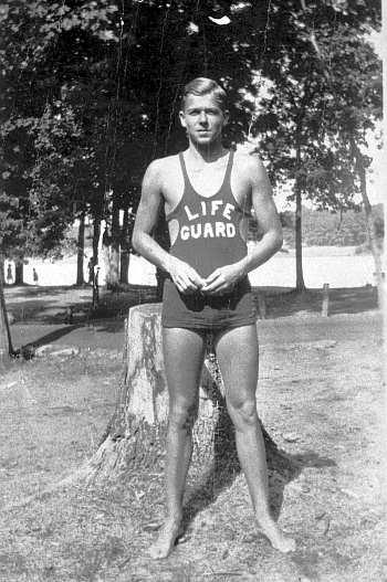 ronald reagan speedo lifeguard