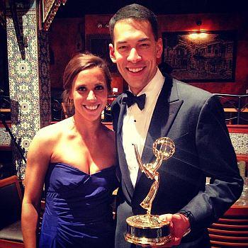 stefan holt emmy award 2012 - NBC5 News wins Emmy for NATO demonstration coverage