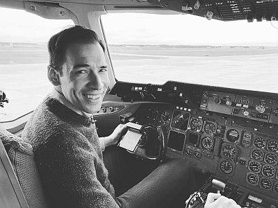 stefan holt pilot McDonnell Douglas KC-10