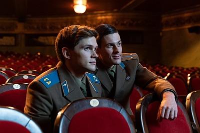 tom prior gay lover Oleg Zagorodnii in firebird