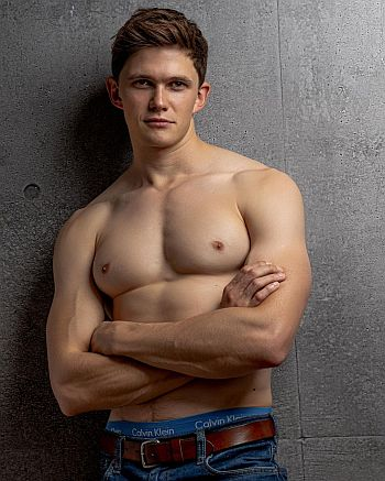 tom prior hot shirtless in jeans