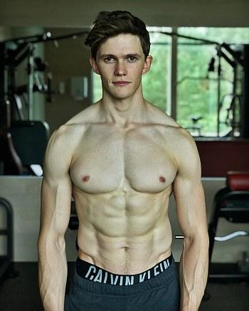 tom prior shirtless body