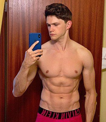 tom prior underwear selfie